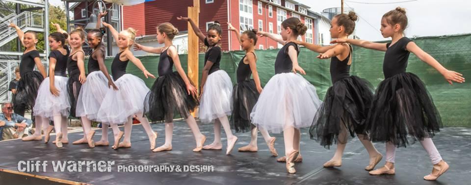 Ballet 1 Line Up