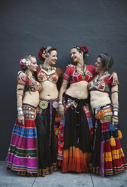 Persephone Dance Company - American Tribal Style Belly Dance
